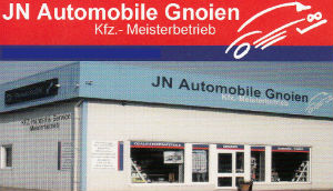 JN Automobile GmbH in Gnoien Logo
